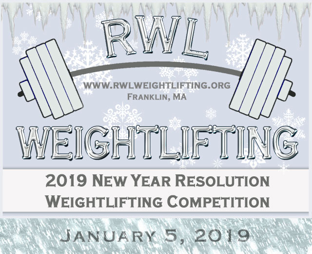 Rwl Weightlifting Inc Building Strong People Through
